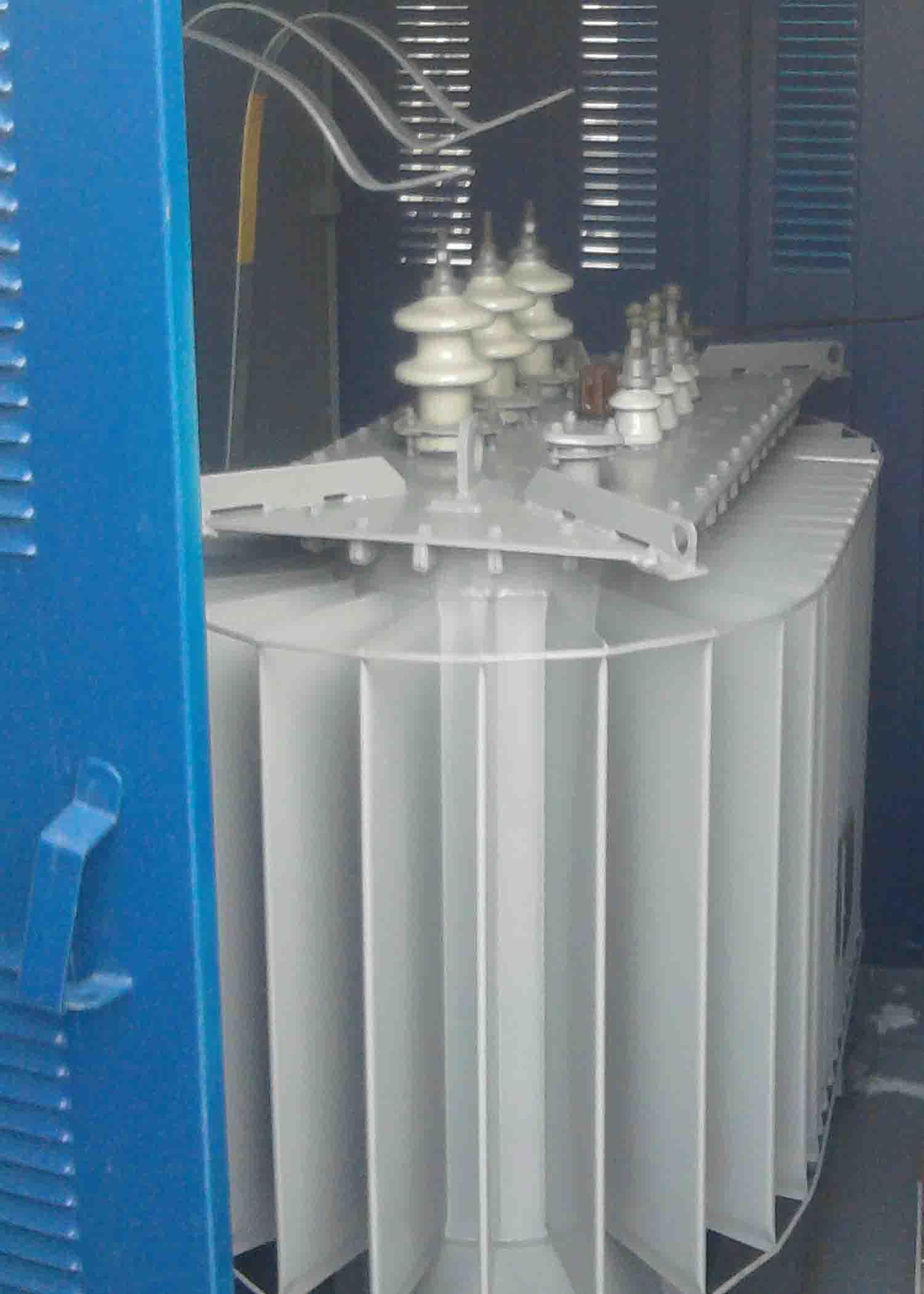 Комплектация подстанции силовым трансформатором ТМГ
