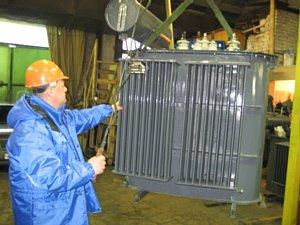 ремонт силового трансформатора